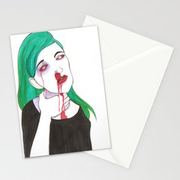 inktober #11 Stationery Cards