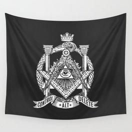 Secret Society Wall Tapestry
