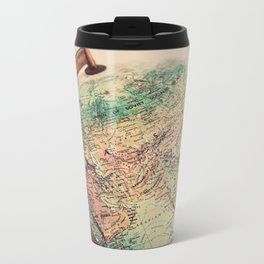Global Metal Travel Mug