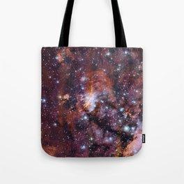 Prawn Nebula Tote Bag