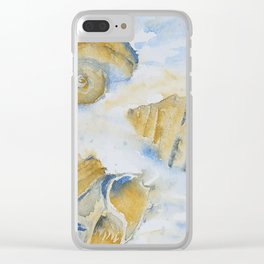 Ecphora Clear iPhone Case