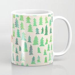 Alone in the woods Coffee Mug