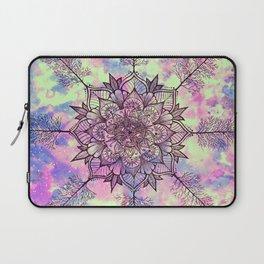 Galaxy Tree Mandala Laptop Sleeve