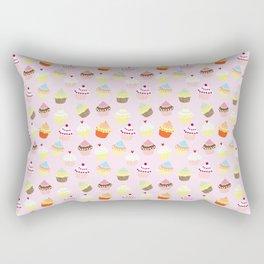 Cupcake Wonderland Rectangular Pillow