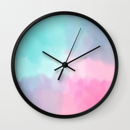 Summer is coming 5 - Unicorn Things Collection Wall Clock
