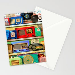 The Golden Age of Radio Stationery Cards