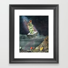 Share a Dream Framed Art Print
