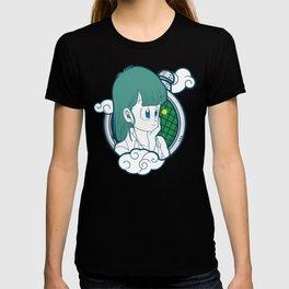 Bulma Dbz radar T-shirt