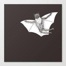 Batbeard Canvas Print