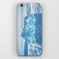Pressure ridge of lake Baikal iPhone & iPod Skin