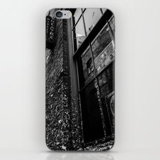 Alley Atmosphere iPhone & iPod Skin