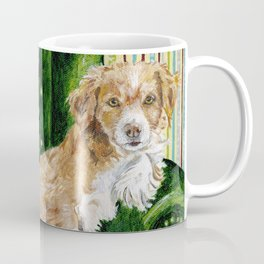 Sir Beckett, Dog With An Education Coffee Mug