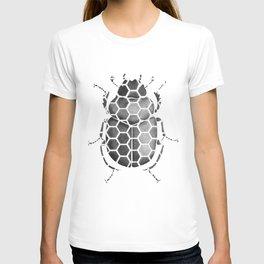 Beetle 14 geometric T-shirt
