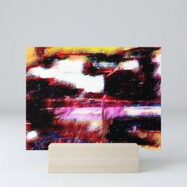 Rumble Mini Art Print