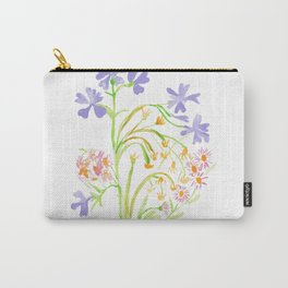 Ohio Wildflowers Carry-All Pouch