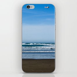 Coast Guard iPhone Skin