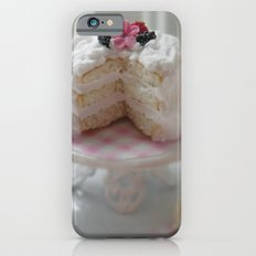 Lets love cake iPhone 6s Slim Case