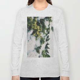 Winter in spring Long Sleeve T-shirt