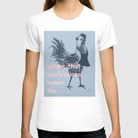 humor T-shirts featuring humor by The Littlest Boot