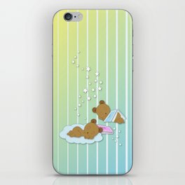 Sleepy Babies iPhone Skin