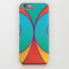 Swirly pretty thingies of goodness iPhone 6s Slim Case