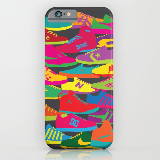 Sneakers iPhone & iPod Case