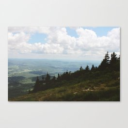 Mount Greylock V Canvas Print