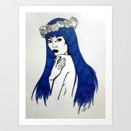 Mermen Art Print