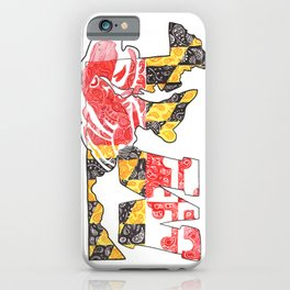 M for Maryland iPhone Case