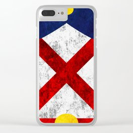 Miss Martian Clear iPhone Case