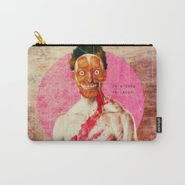 It's Good to Smile Carry-All Pouch