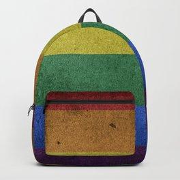 LGBT Pride Flag Backpack