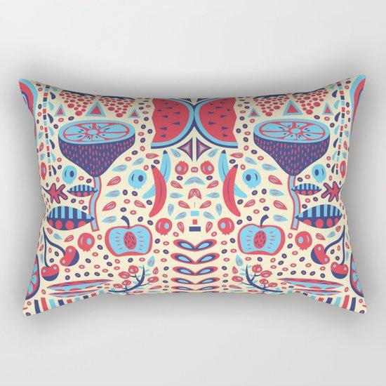FRUIT PATTERNS Rectangular Pillow
