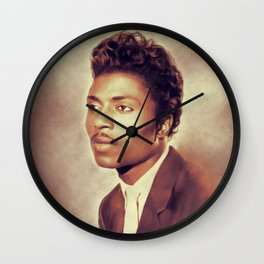 Little Richard, Music Legend Wall Clock