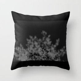 Twigs Throw Pillow