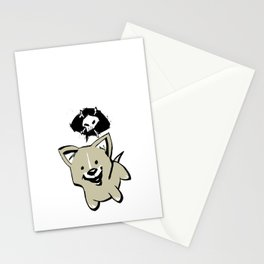 minima - ski-doo Stationery Cards