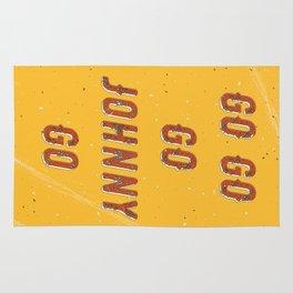 Go go - go Johnny go – A Hell Songbook Edition Rug