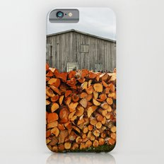 Barn and Firewood iPhone 6s Slim Case