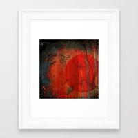 japan Framed Art Prints featuring Japan by Fernando Vieira