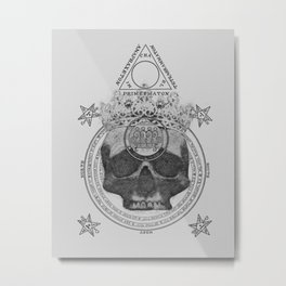 King Paimon Metal Print