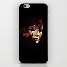 Mask 5 iPhone & iPod Skin
