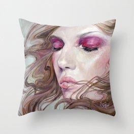 Somersault Throw Pillow
