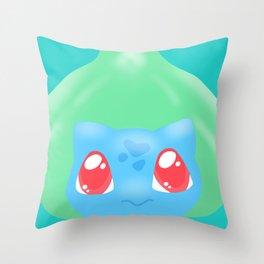 Kanto Friend 001 Throw Pillow
