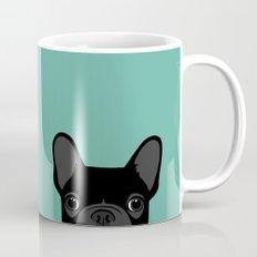 Boston Terrier and French Bulldog Mug
