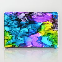 mermaids iPad Cases featuring Mermaids by Claire Day