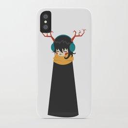 Nil iPhone Case
