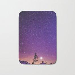 Purple Skies Bath Mat