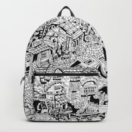 Capharnaüm City Backpack