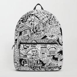 Capharnaüm City Backpack