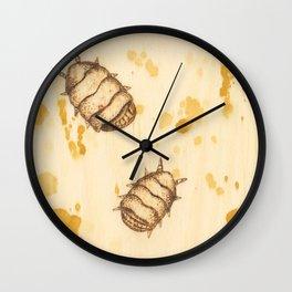 Palmettos Wall Clock